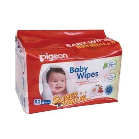 Baby Boom Baby Wipes