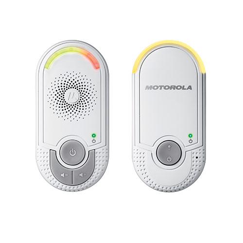 motorola mbp8 digital audio baby monitor instructions
