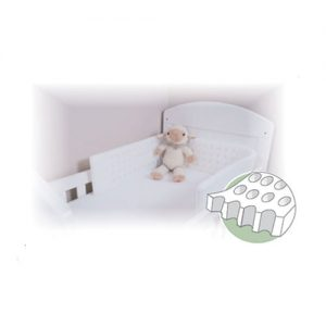 Cot Bumper Inner: Easy Breather