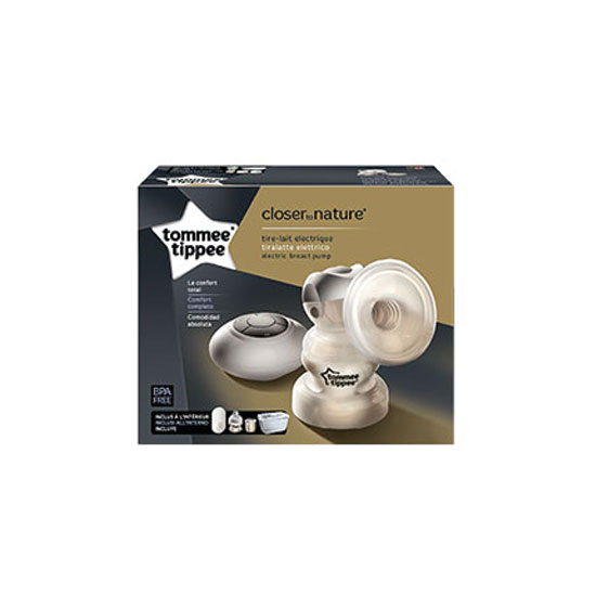Tommee Tippee Breast Pump Electric New Baby Boom