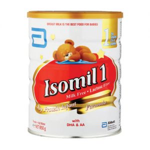 Stage 1 Soy Protein Infant Formula