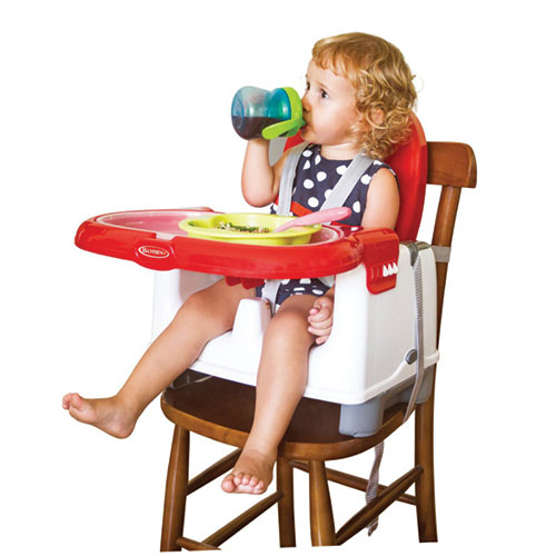 Mila Portable Dining Booster Chair