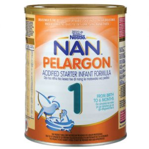 NAN Pelargon Stage 1