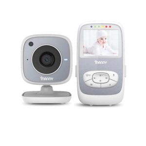 "NM288 2.4"" Digital Video Baby Monitor with WIFI"