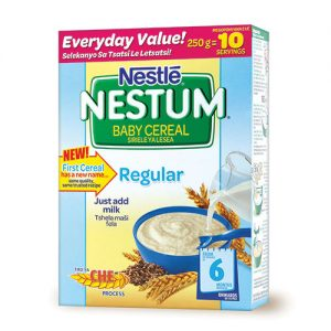 Nestum Stage 1