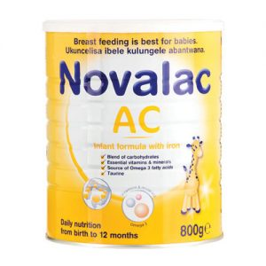 AC Infant Formula with Iron
