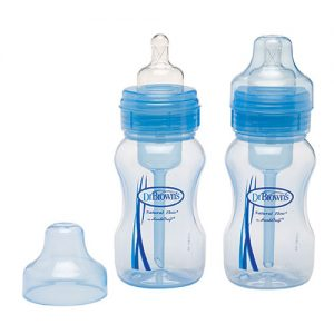 Natural Flow Original Wide-Neck Bottles