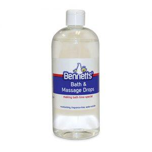 Aqueous Bath & Massage Drops