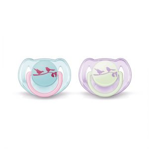 Soother Fashion 6-18 months