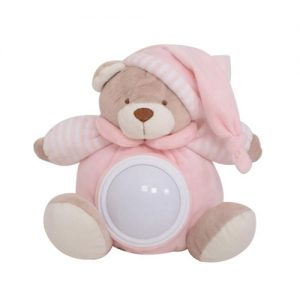Classical Plush Natural Glow Teddy