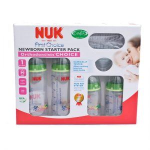 FC Bottles Newborn Starter Set