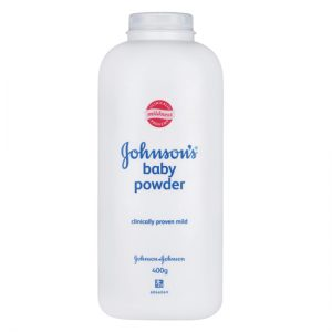 J&J.Baby Powder 400g