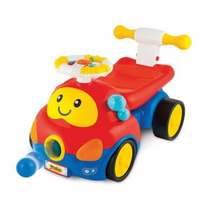 Walker Ride-on Popping Car
