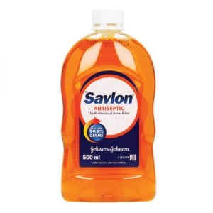 Savlon Liquid Antiseptic 500ml