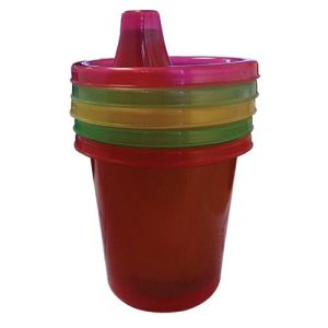 Sipper Cups with lids - 3pce