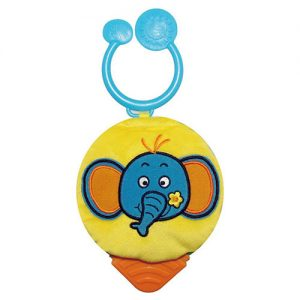 Round Teether Book