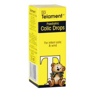 Telamint Paediatric Colic Drops 30ml