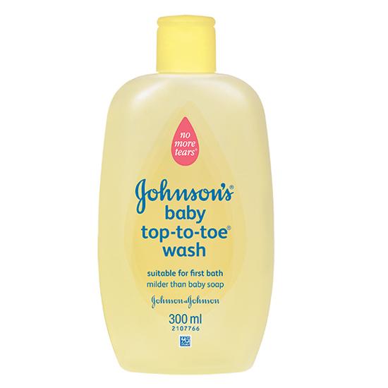Johnson Amp Johnson Baby Bath Top To Toe 300ml Baby Boom