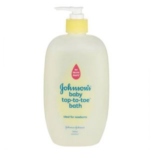 Baby Bath Top To Toe 550ml