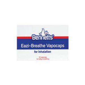 Eazi Breathe Vapocaps