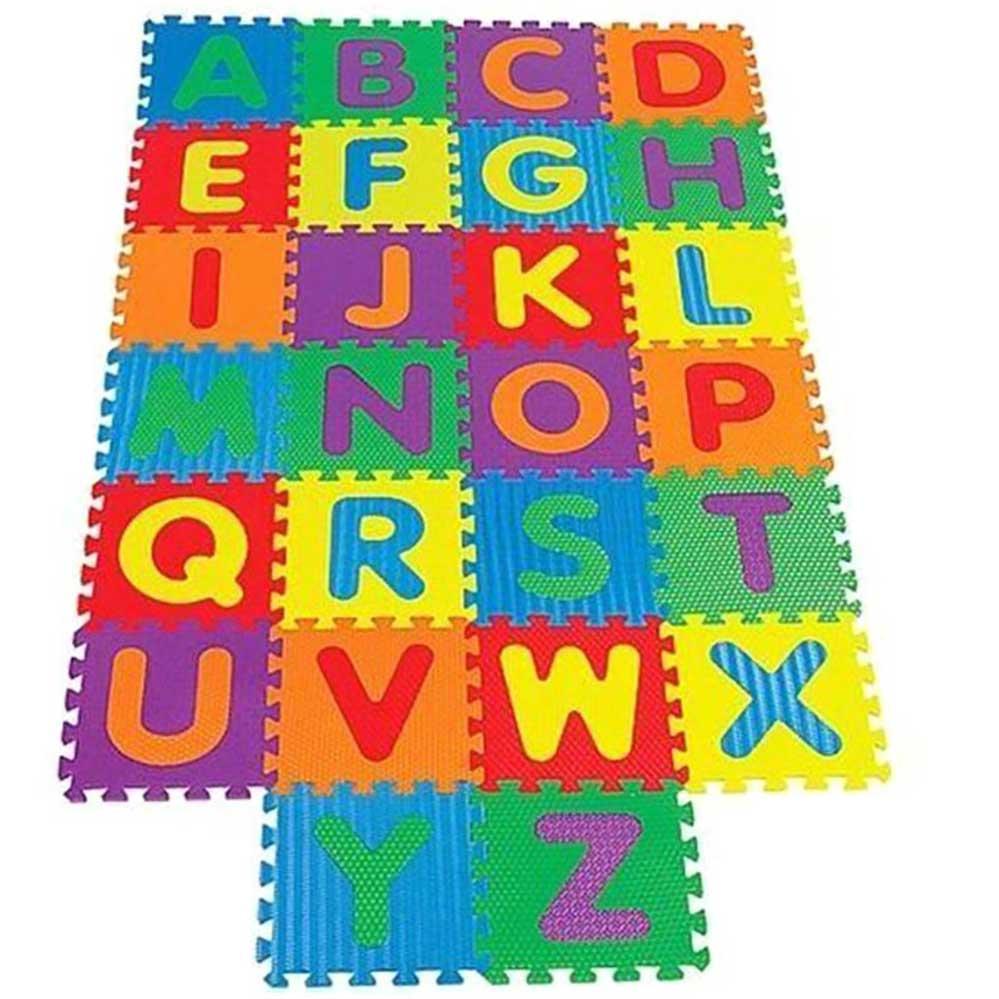 Eva Foam Puzzle Mat Alphabet 26pieces