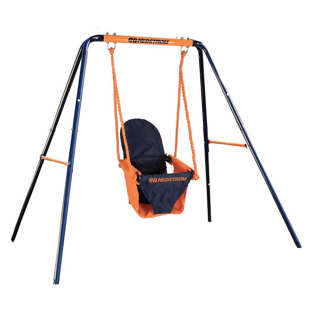 Ideal Folding Toddler Swing Baby Boom