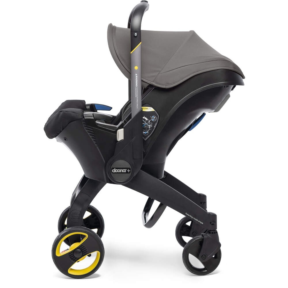 Doona Travel Car Seat Grey Hound Baby Boom