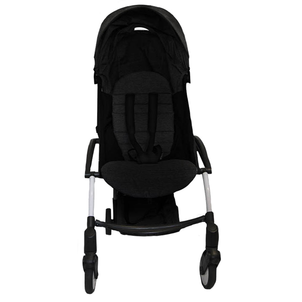 Banimal Compact Stroller Black Baby Boom
