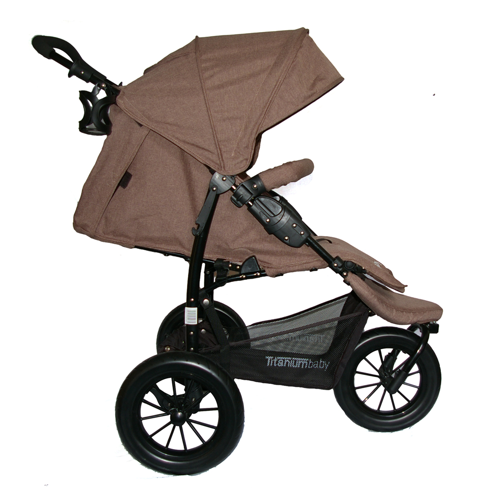 Titanium Baby Travel System Apache Sahara Baby Boom
