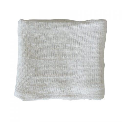 Snuggletime Cellular Blanket Pram Crib Baby Boom