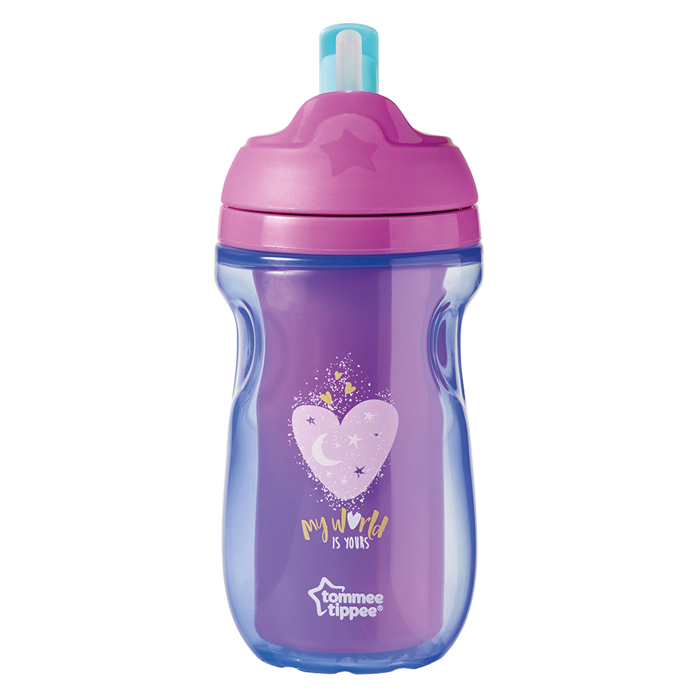 Tommee Tippee Explora Active Straw Cup 260ml 36m Baby Boom