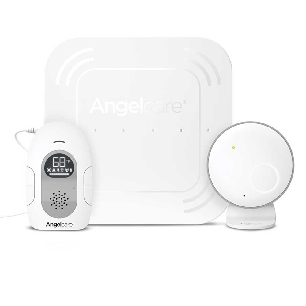 Angelcare Ac115 Digital Sound And Movement Monitor Ac115