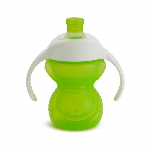 735282441684 UPC Munchkin, Trainer Cup, Soft Spout, 6+ Months