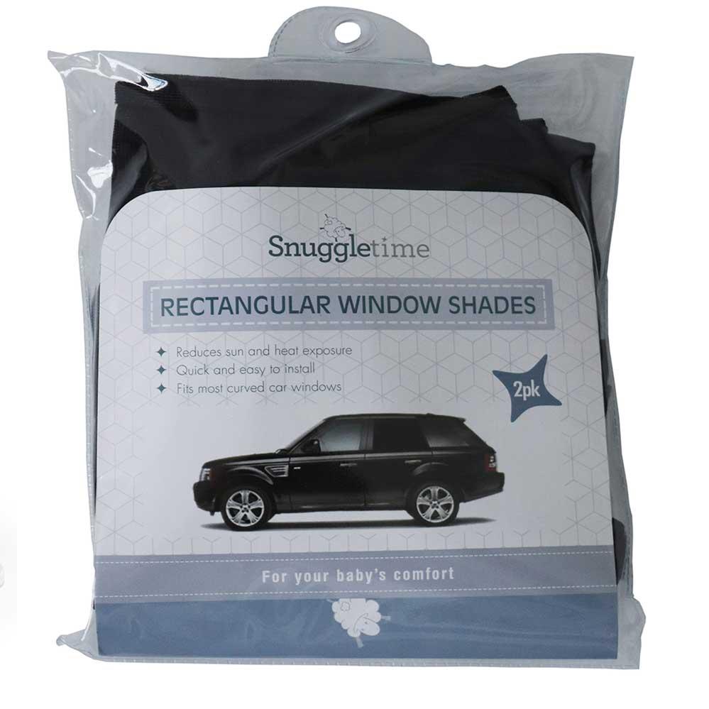 Car Window Shades >> Snuggletime Rectangular Window Shade