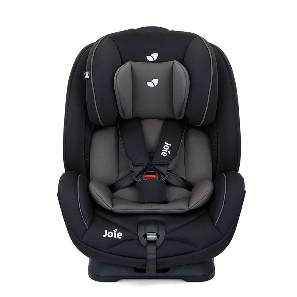 JOIE STAGES CAR SEAT COAL(GROUP 0+1+2)