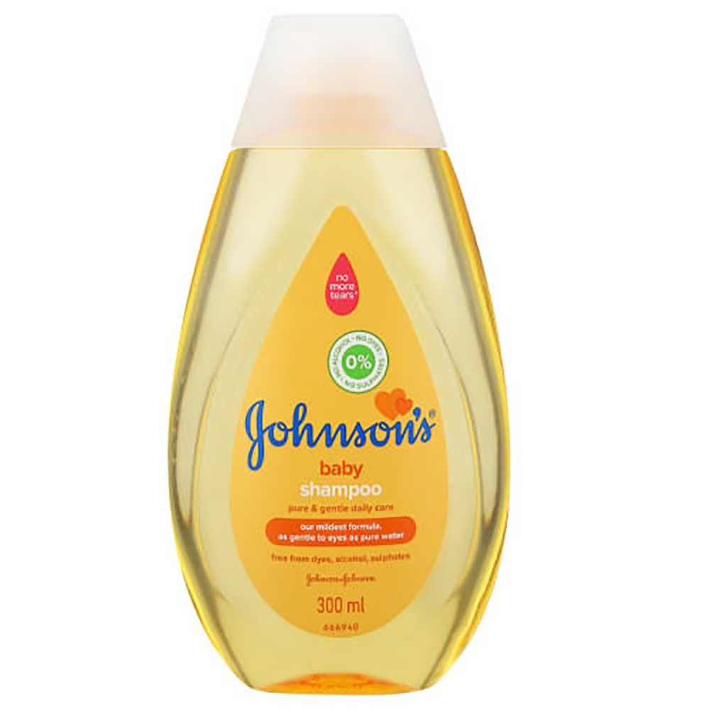 Johnsons S Baby Shampoo 300ml Baby Boom