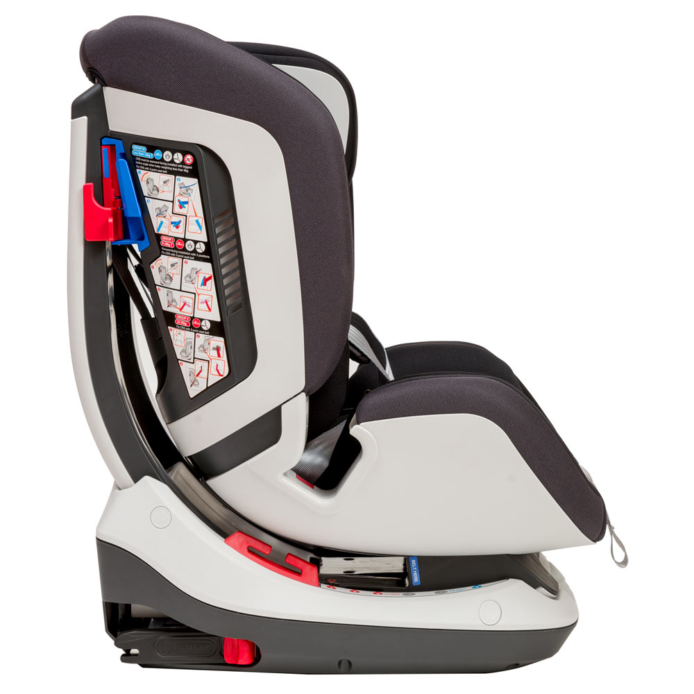 Chicco Seat Up Car Seat Isofix Jet Black Group 0 1 2